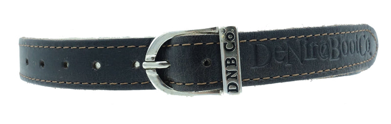 De Niro Plain Leather (WRAT) Spur Straps