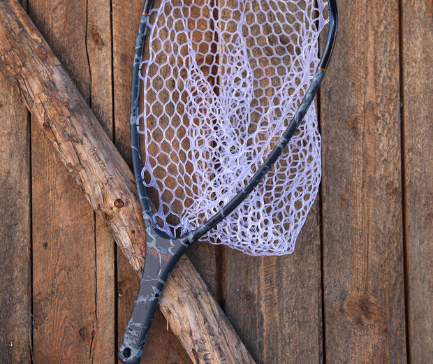 Fishpond Nomad Hand Net River Camo - The Painted Trout