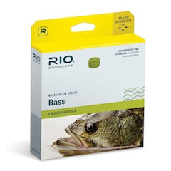 RIO Mainstream Fly Line Bass/Pike/Panfish - The Painted Trout