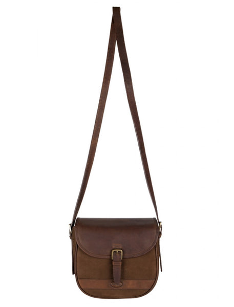 Dubarry Clara Ladies' Handbag Brown - The Painted Trout