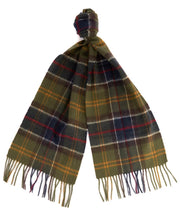 Barbour Lambswool and Cashmere Scarf - The Painted Trout