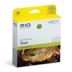 RIO Mainstream Trout Fly LIne - The Painted Trout
