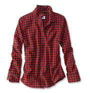 Orvis Women's Tech Check Flannel