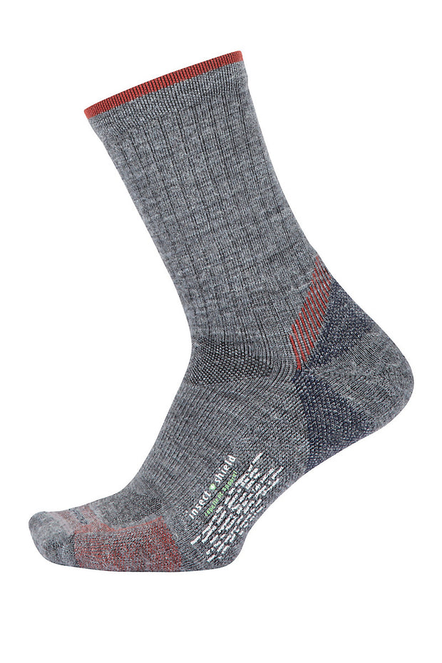 EXOFFICIO Men's BugsAway Solstice Canyon Crew Sock - The Painted Trout