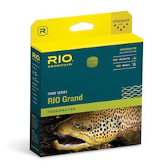 RIO Grand - The Painted Trout