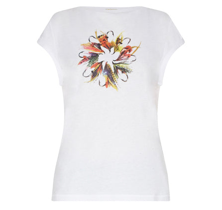 BARBOUR Skirfare Ladies Tee
