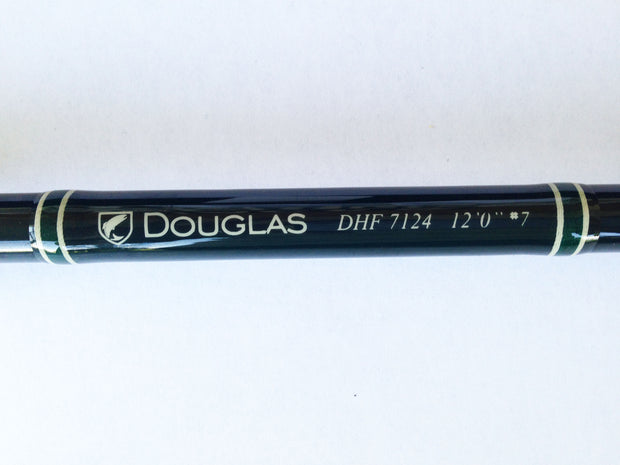 DOUGLAS DHF Fly Rods - The Painted Trout
