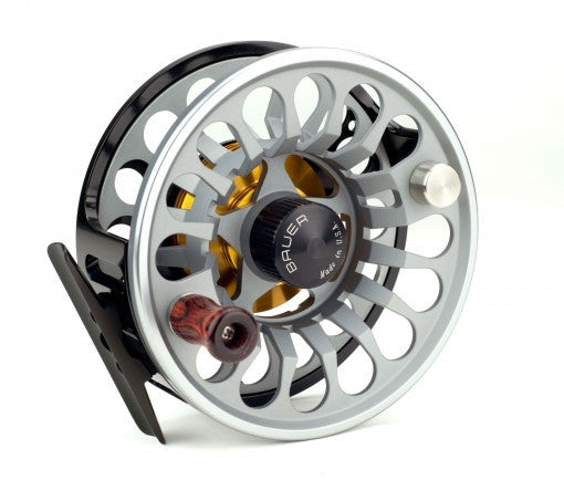 Bauer RX5 Fly Reel Gold Hub - The Painted Trout