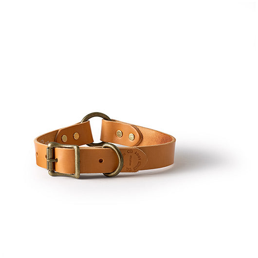 FILSON Leather Dog Collar - The Painted Trout