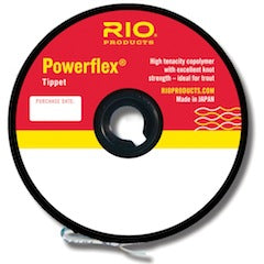 RIO Powerflex Tippet - The Painted Trout