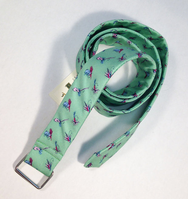 HOOKED ON FLIES Belt - The Painted Trout