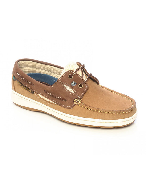 Classic Women's Two-Eye Boat Shoe - The Painted Trout