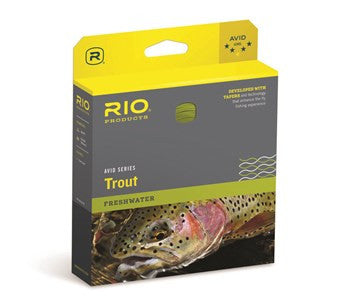 RIO Avid Sink-Tip Lines - The Painted Trout
