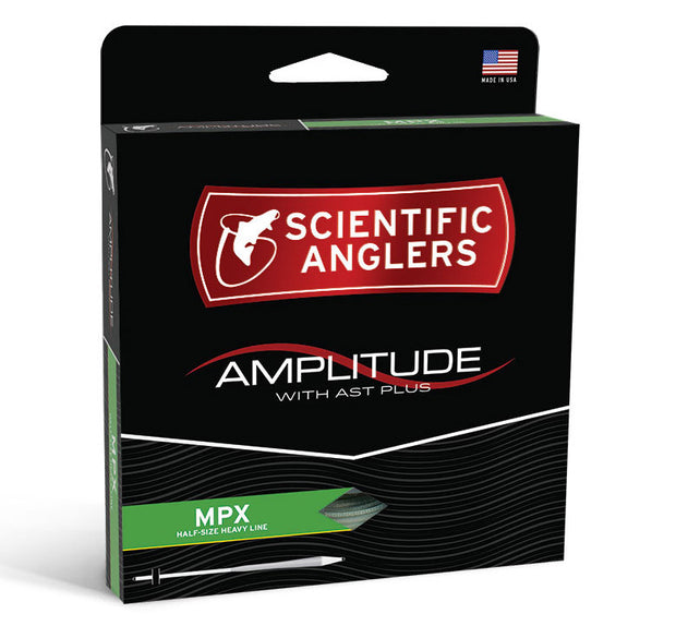 Scientific Anglers Amplitude MPX - The Painted Trout