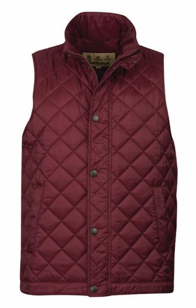 Barbour Men's Barlow Gilet Vest - The Painted Trout