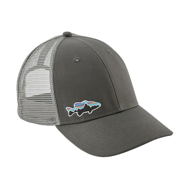 Patagonia Small Fitz Roy Smallmouth LoPro Trucker Hat