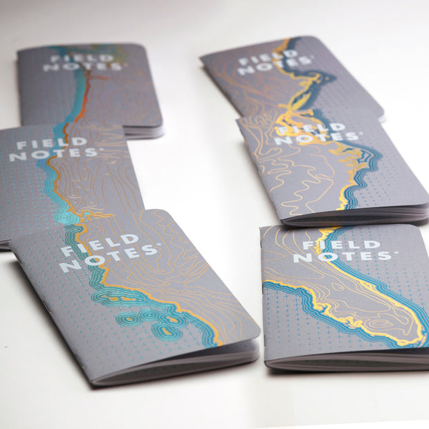 Field Notes Coastal - The Painted Trout