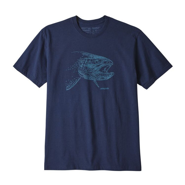 Patagonia Men's Hooked Head Responibili-Tee