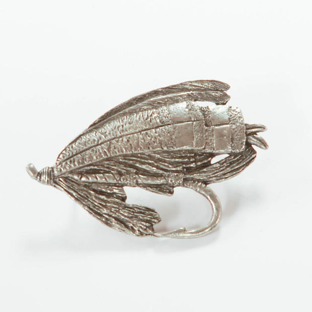 Fine Pewter Pins - The Painted Trout