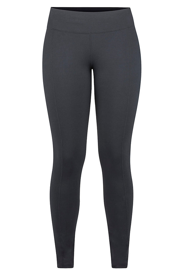 ExOfficio Women's BugsAway Impervia Legging - Black - The Painted Trout