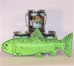 Lawn Trout Casting Game Kit