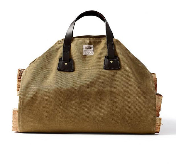 Filson Log Carrier - The Painted Trout