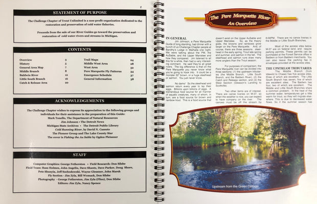 A Fisherman's Guide to the Pere Marquette River - The Painted Trout