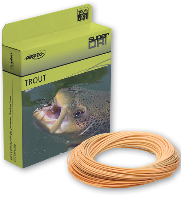 AIRFLO Super-Dri Xceed Fly Lines - The Painted Trout