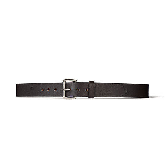 FILSON Men's 1 1/2-inch LEATHER BELT - The Painted Trout
