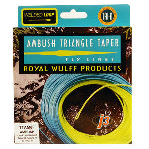 ROYAL WULFF AMBUSH Lines - The Painted Trout