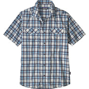 Patagonia Men's High Moss Short-Sleeve Shirt