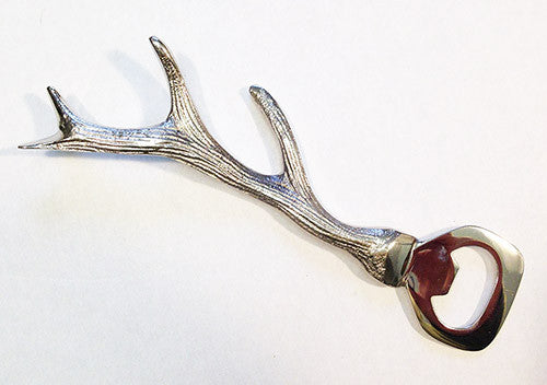 Antler Bottle Opener - The Painted Trout