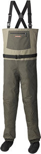 AQUAZ Rogue Stockingfoot Chest Wader - The Painted Trout