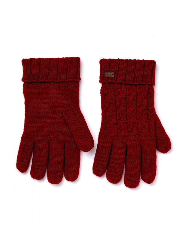Dubarry Arklow Knitted Gloves - The Painted Trout