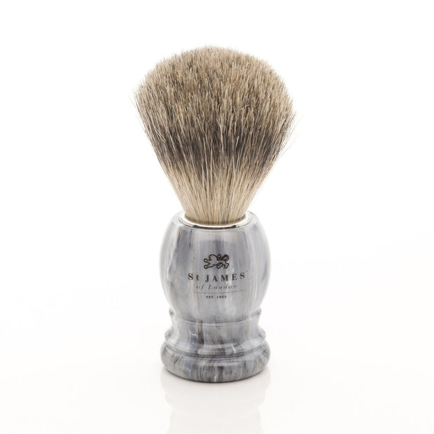 St. James of London Super Badger Bristle Brush