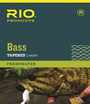 RIO Bass Leaders - The Painted Trout