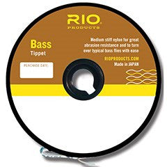 RIO Bass Tippet 30 yd - The Painted Trout