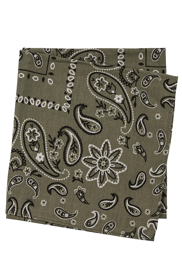 EXOFFICIO BugsAway Woven Bandana - The Painted Trout