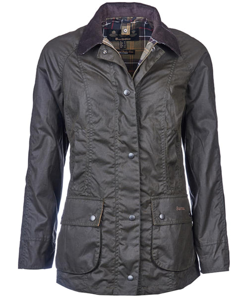 Barbour Women's Classic Beadnell Wax Jacket