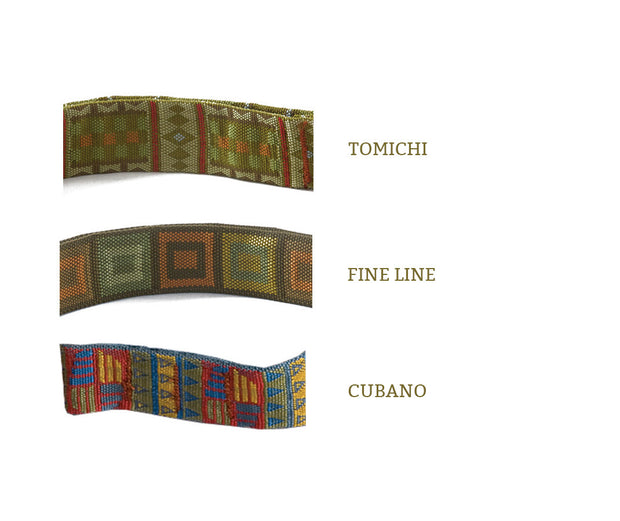 FISHPOND Jacquard Webbing Belt - The Painted Trout