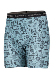 ExOfficio Men's Give-N-Go Printed Boxer Brief - The Painted Trout