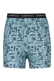 ExOfficio Men's Give-N-Go Printed Boxer Classic - The Painted Trout