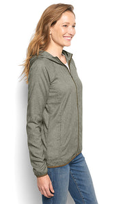 Orvis Women's Outsmart Breezer Jacket Olive