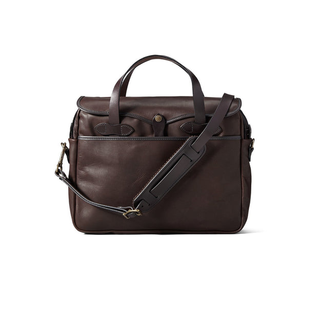 Filson Weatherproof Original Briefcase Sierra Brown - The Painted Trout