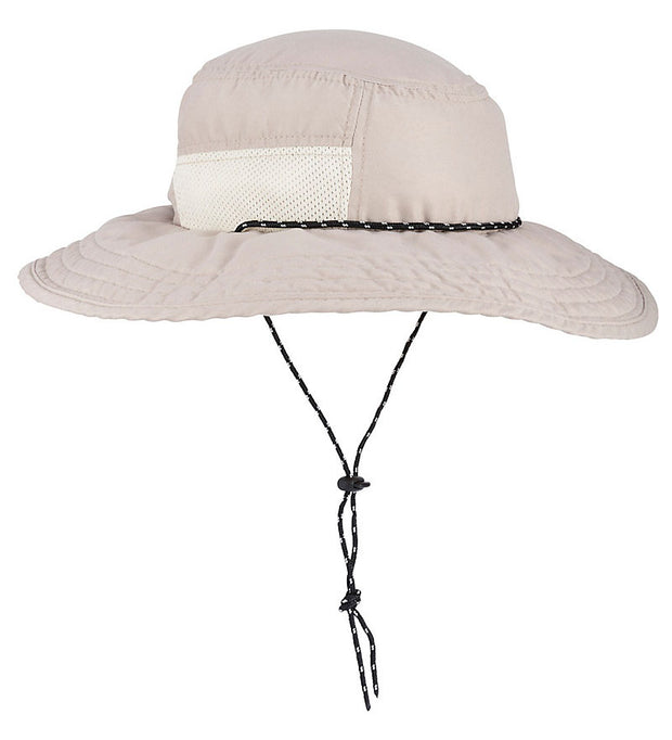 EXOFFICIO BugsAway Baja Sun Hat Khaki - The Painted Trout