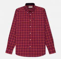 BARBOUR Ethan Tattersall Shirt