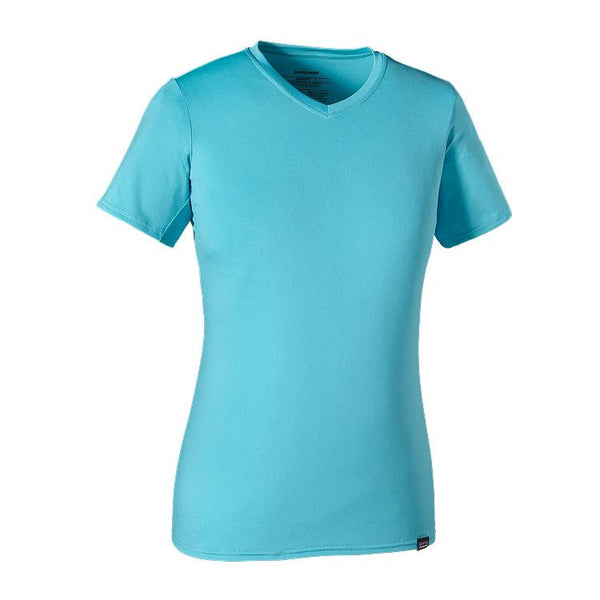 PATAGONIA Women's Cap Daily T-shirt - The Painted Trout