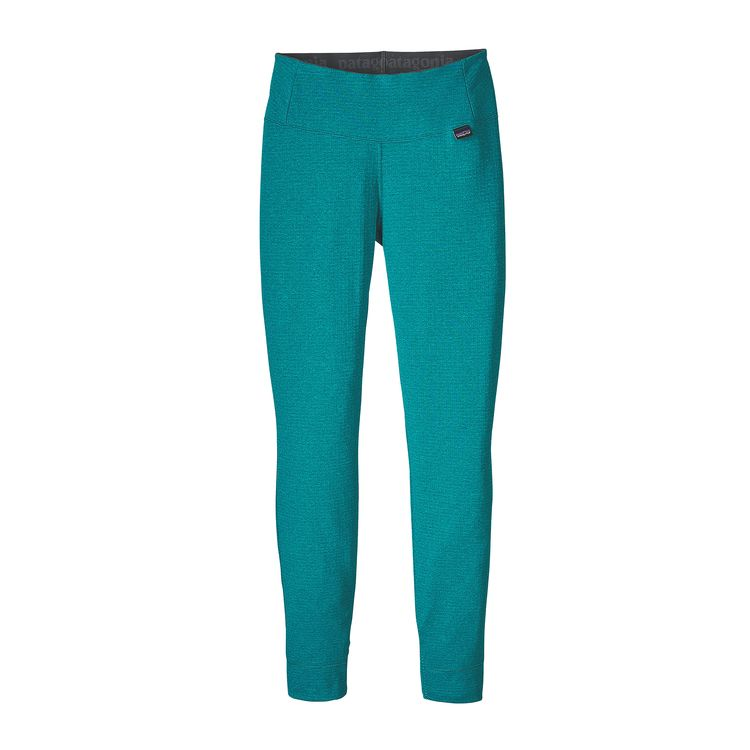 PATAGONIA Women's Capilene MW Bottoms - The Painted Trout