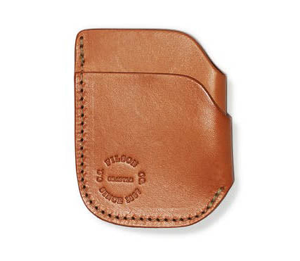 FILSON Front Pocket Cash and Card Case - The Painted Trout