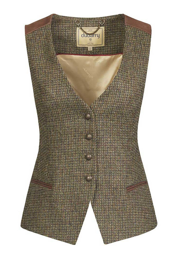 Dubarry Daisy Fitted Vest - The Painted Trout